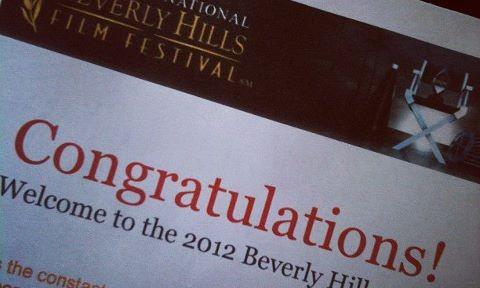 Beverly Hills Film Festival!