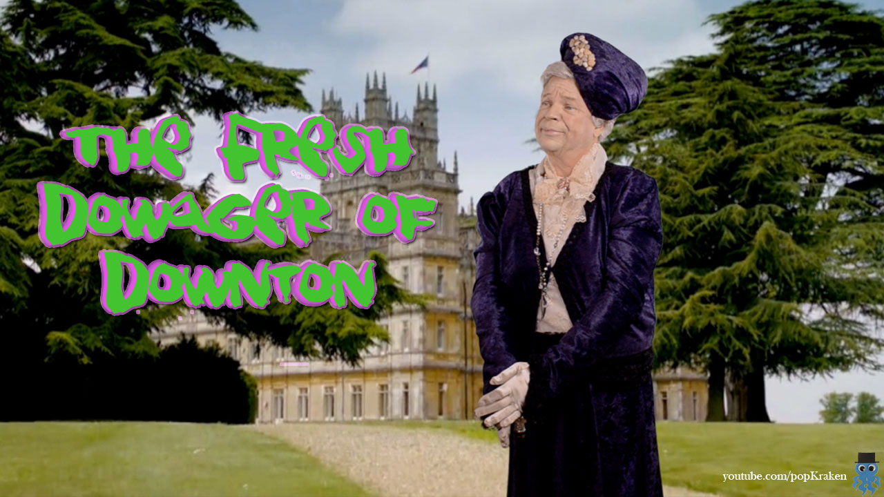 Fresh Dowager of Downton